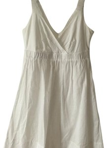 Calvin Klein short dress White on Tradesy