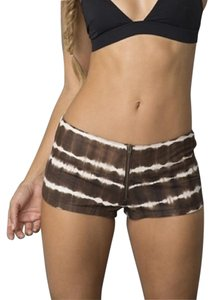 Acacia swimwear Mini/Short Shorts Brown
