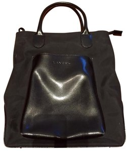Lancel French Tote in Black