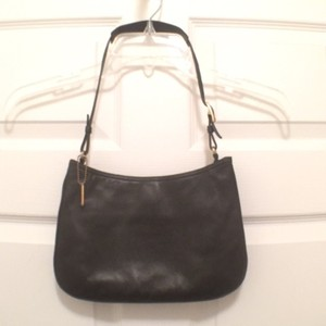 Coach Hobo Leather Small Shoulder Bag