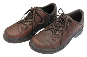 Earth Spirit New Size 7.00 M (Usa) Excellent Condition Brown Flats
