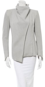 Helmut Lang Blazer Wool Light Grey Jacket