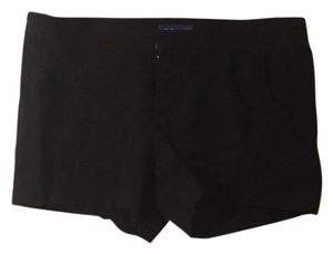 Old Navy Stretchy Fitted Short Dress Shorts Black