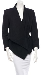 Helmut Lang Wool Wool Black Jacket
