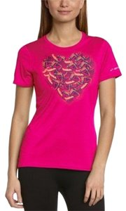 Brooks EZ T III Love to Run Crewneck T-Shirt