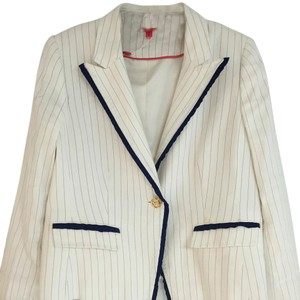 Ivanka Trump IT Striped Short Blazer