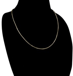 Milor Milor Sterling Silver 925 Long Chain