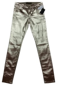 JOE'S Jeans Coated Skinny Jeans-Coated
