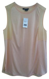 Vince Top Pale Soft Orange