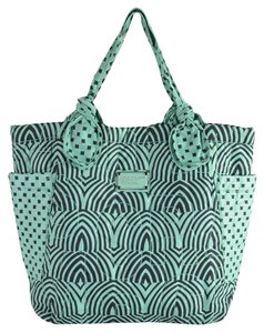 Marc by Marc Jacobs Travel Nylon Tote in Green
