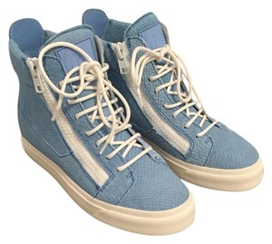 Giuseppe Zanotti Light Blue Acquario Athletic