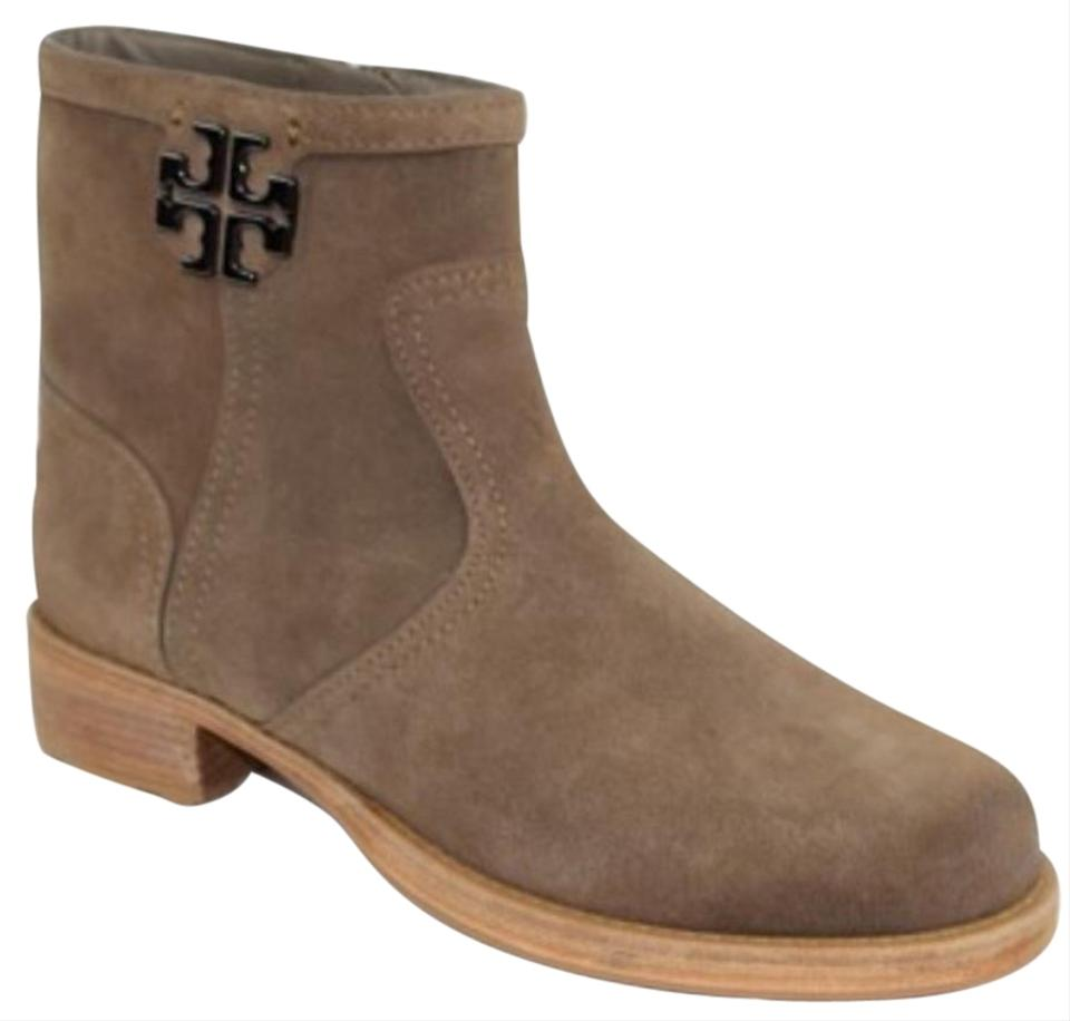 Briarwood Burch Suede Tory Boots Booties Eloise Costa Distressed 226 Flat 615T5qx
