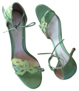 Banana Republic Green Sandals