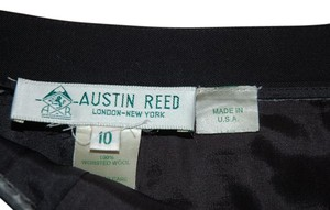 Austin Reed Skirt Black