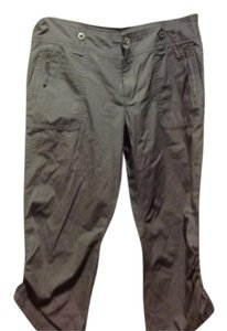 Gap Cargo Brand New With Tags A Lot Of Details Capris Kacki Olive