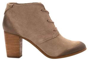 TOMS Lunata Bootie Taupe Boots