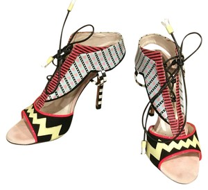 Sophia Webster Multicolor Sandals
