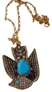 Juicy Couture Juicy Couture Bird Necklace
