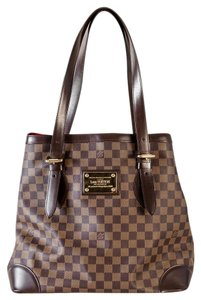 Louis Vuitton Hampstead Alma Neverfull Damier Ebene Shoulder Bag