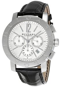 BVLGARI BVLGARI BB42WSLDCH BVLGARI BVLGARI STEEL TIMING AUTOMATIC