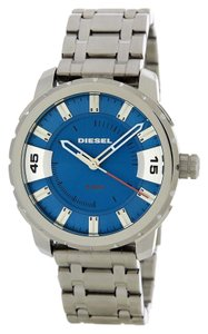 Diesel Diesel Men's Stronghold Three Hand Stainless Steel Watch DZ1723