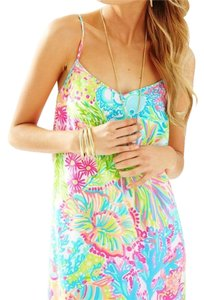 Lilly Pulitzer short dress Multi floral on Tradesy