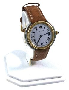 Cartier Ladies Cartier Round Vendome Hand Winding