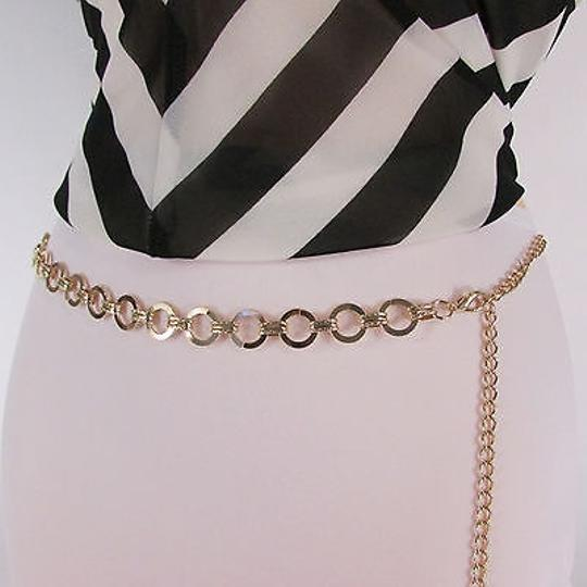 Other Nouveau Femme Troit Metal Skinny Chane Maillons Ceinture Mode Hanche Taille