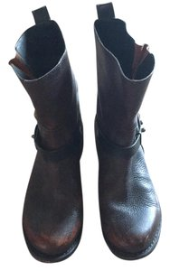 Rag & Bone Brown/ Black Boots