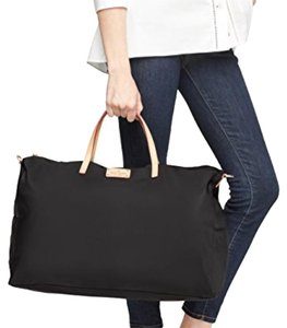 Kate Spade kennedy park filipa weekender/ overnight bag Black Travel Bag