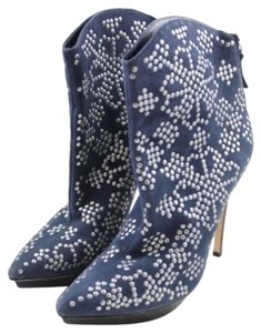 Alice + Olivia Blue Boots