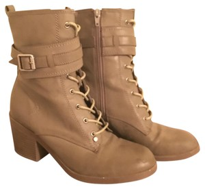 Guess Military Green Boots