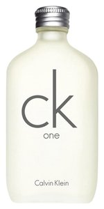 Calvin Klein Ck One Unisex Cologne by Calvin Klein, 6.7oz/200ml edt spray. *NEW*
