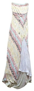Multi Maxi Dress by Ella Moss Maxi Tribal Pattern