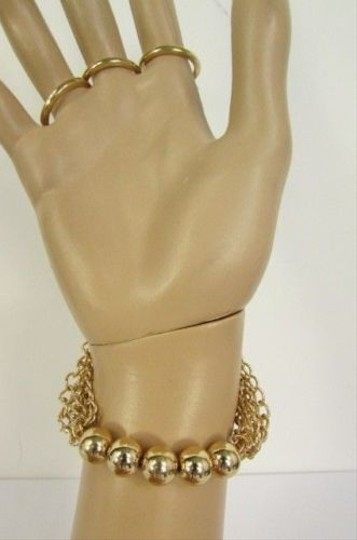 Other Women Bracelet Hand Chains Fashion Fingers Slave Rings Gold or Silver