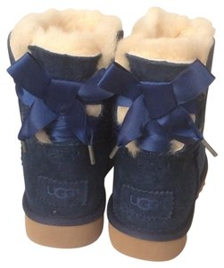 UGG Australia Shearling Nwt Navy Blue Boots