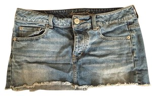 American Eagle Outfitters Distressed Skirt Ae Denim Shorts