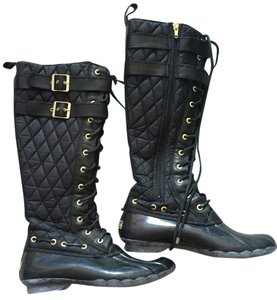 Sperry Black Boots