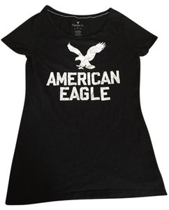 American Eagle Outfitters Ae Tee T Shirt Black
