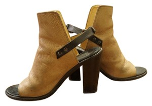 Rag & Bone Fall Winter Ankle Tan Boots