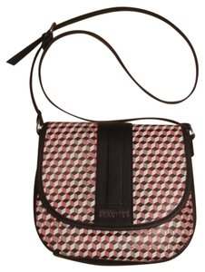 Kenneth Cole Reaction Messenger Saddle New Without Tag Cross Body Bag