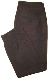 Ann Taylor Relaxed Pants black