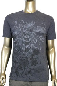 Gucci Cotton T Shirt Gray