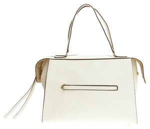 Céline Celine Ring Calfskin Shoulder Bag