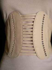 Other Women High Waist White Wide Corset Belt Slimming Hot Fashion 27-37