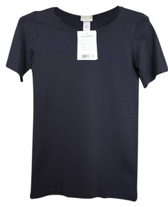 Hanro Color: Name: Touch Feeling T Shirt Midnight (Deep Navy Blue)