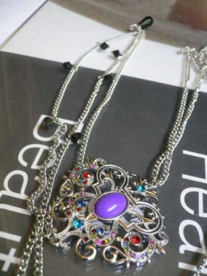 Other Women Fashion Necklace Silver Moroccan Dancing Body Jewelry