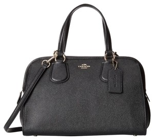 Coach Nwt New With Tags Satchel in Black