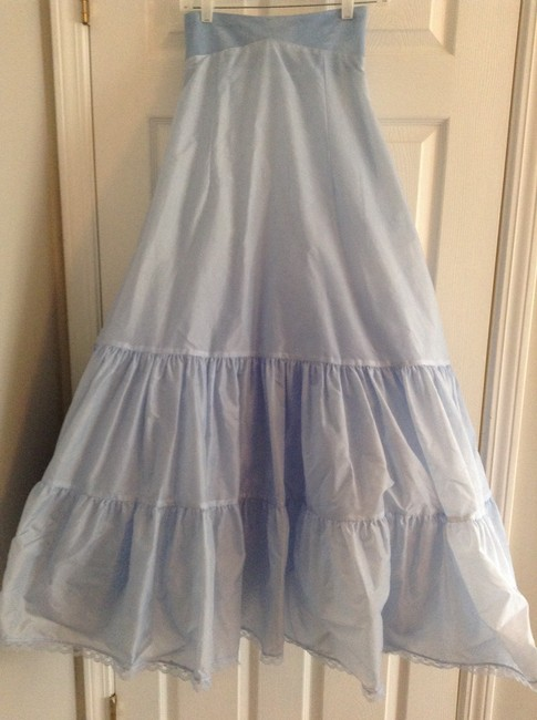 Item - Something Blue Crinoline