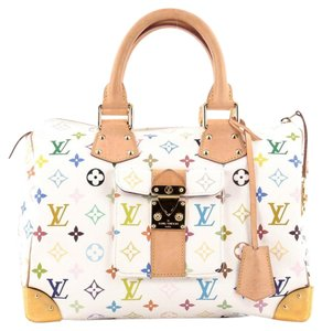 Louis Vuitton Speedy Monogram Satchel